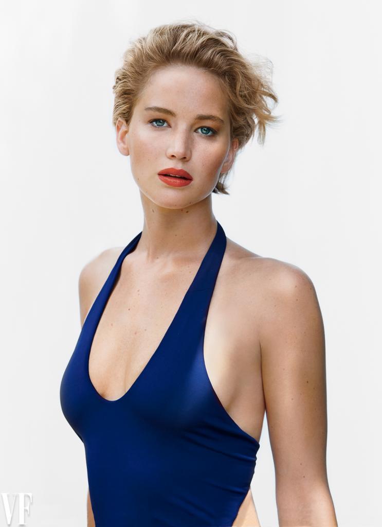 Jennifer Lawrence Calls Photo Hacking A Sex Crime Vanity Fair