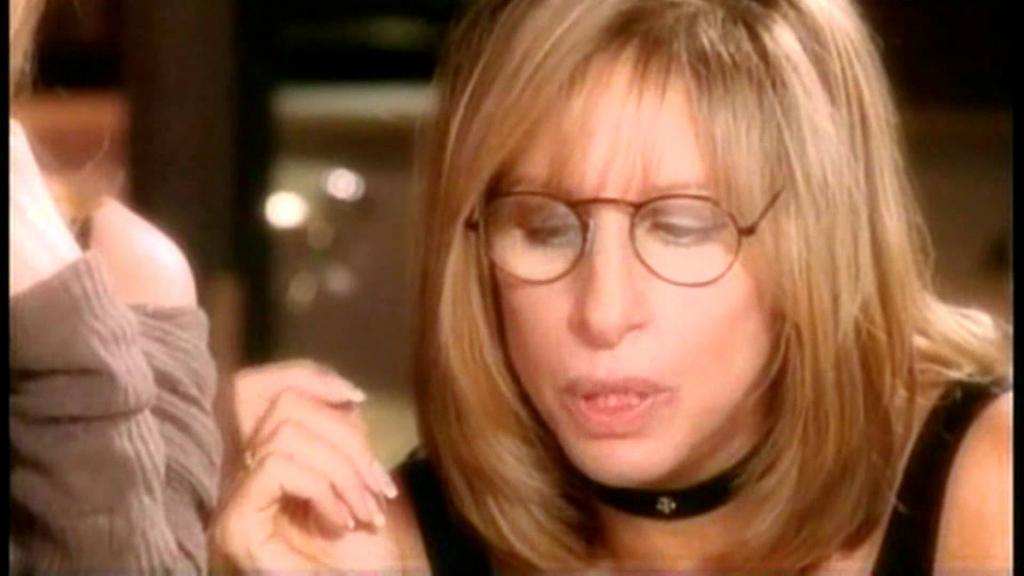 C Line Dion & Barbra Streisand - Tell Him (1997) HD - YouTube