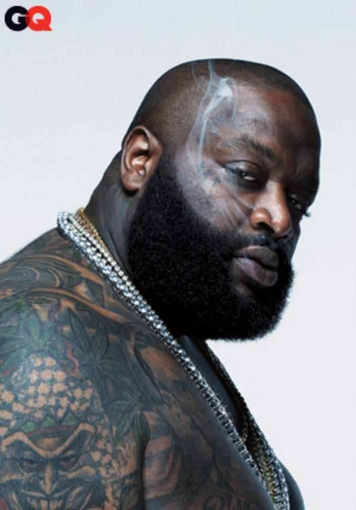 Rick Ross's Simple Lessons For Bosses, Dons, And Bitches GQ