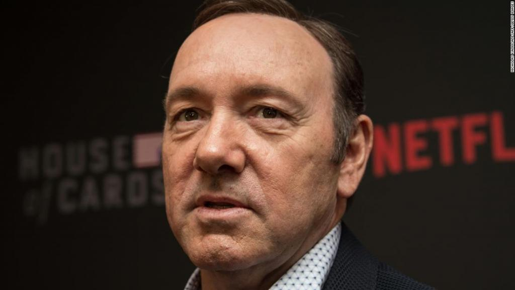 Kevin Spacey Apologizes For Alleged Sex Assault With A Minor - CNN