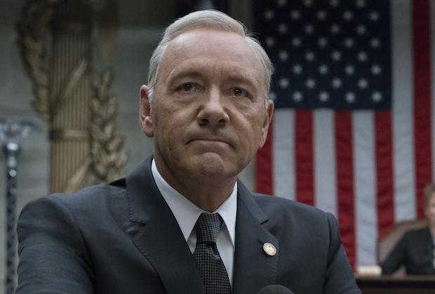 Kevin Spacey Fired From 'House Of Cards' Sexual Assault