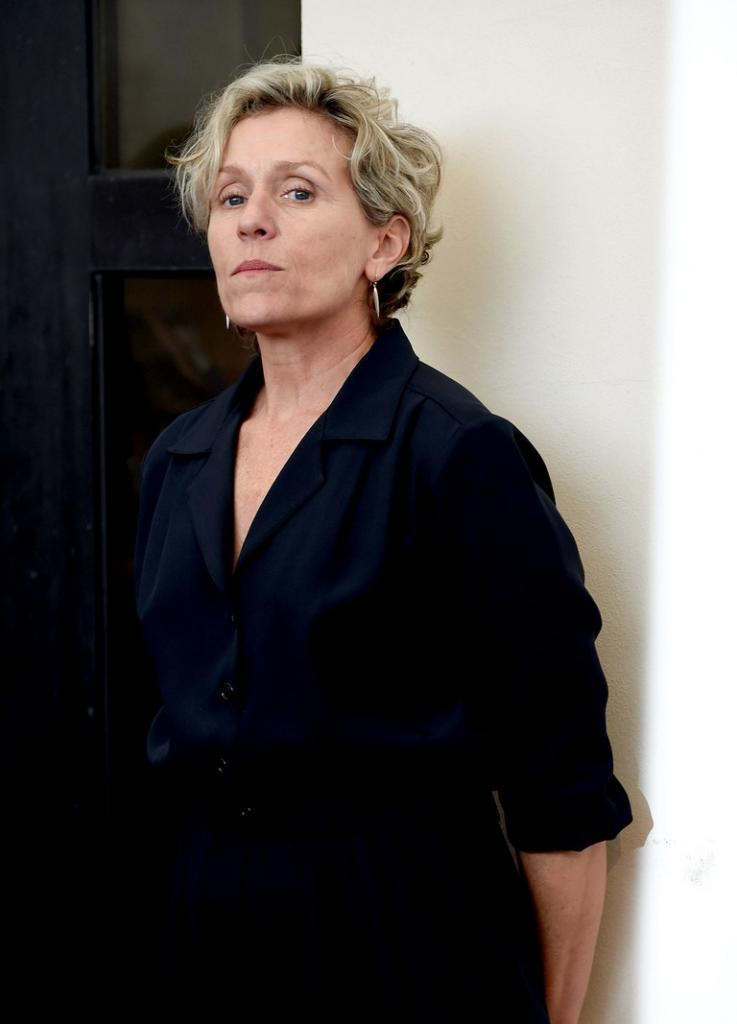 Frances McDormand, The Annie Leibovitz Portraits Vanity Fair