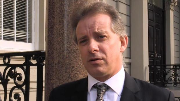 Man Behind Trump Dossier Talks To Investigators - AP - CBS News