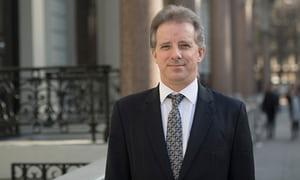 Christopher Steele Believes His Dossier On Trump-Russia Is 70-90