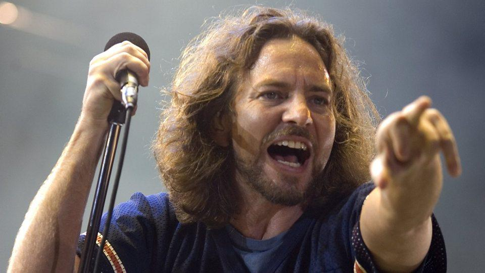 Eddie Vedder - New Songs, Playlists & Latest News - BBC Music
