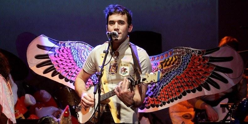 Sufjan Stevens' Illinois Certified Gold After 12 Years Pitchfork