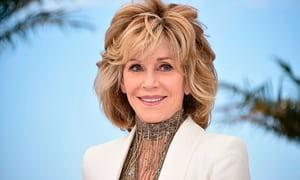 Jane Fonda: 'Plastic Surgery Bought Me A Decade' Film The Guardian