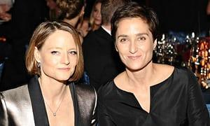 Jodie Foster Marries Partner Film The Guardian