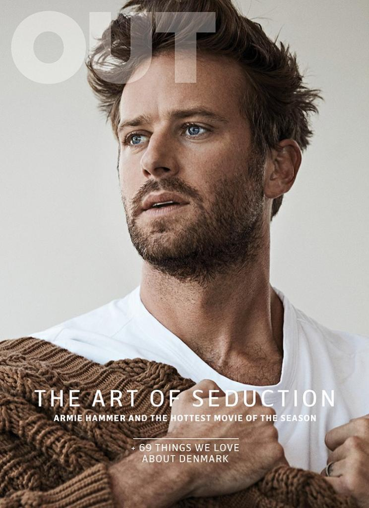 The Art Of Seduction: Armie Hammer & The Hottest Movie Of The Season