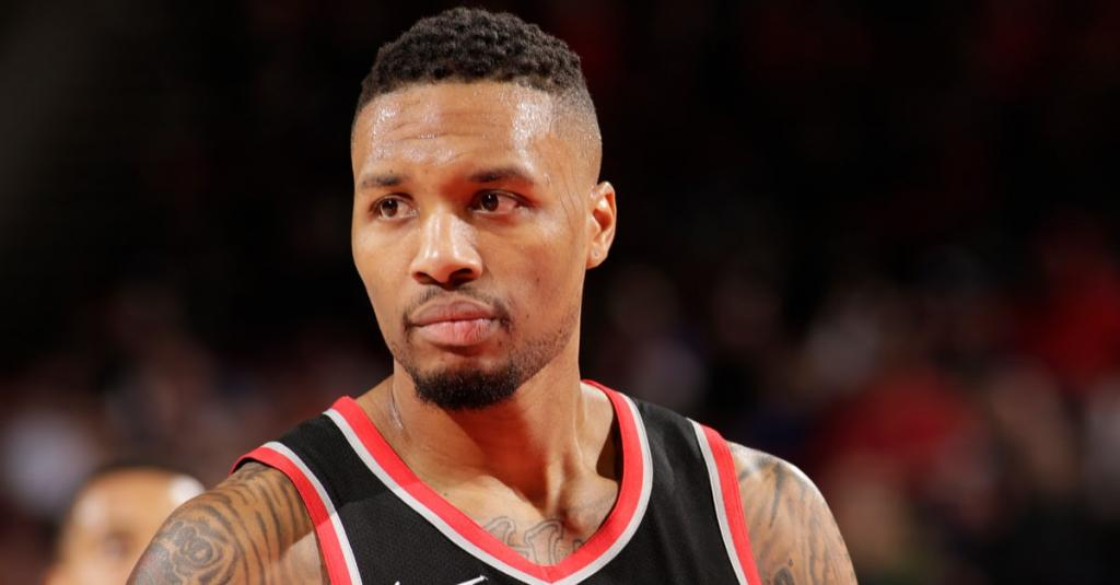 Damian Lillard Is 'Kind Of Expecting' Another All-Star Game Snub
