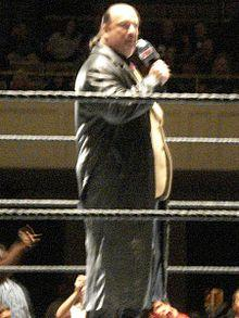 Paul Heyman Photos Images and Wallpapers