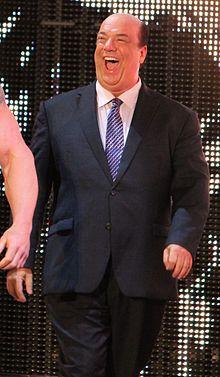 Paul Heyman - Wikipedia