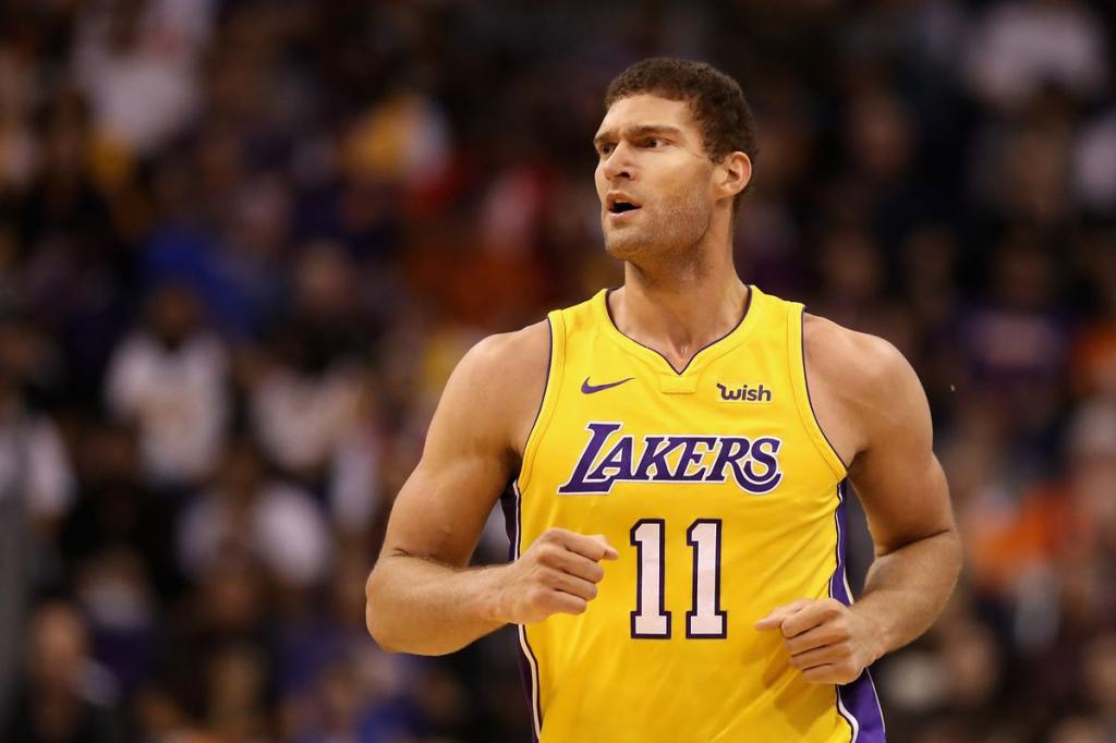 The Lakers Need Brook Lopez To Break Out Of His Shooting Slump