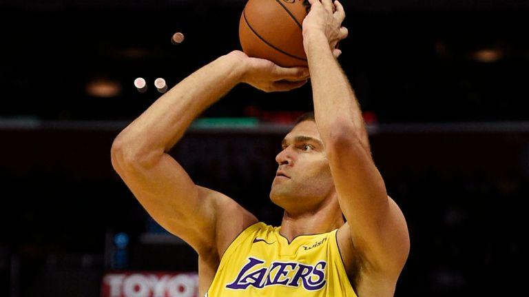 Brook Lopez Trying To Embrace Diminished Role With Lakers Newsday