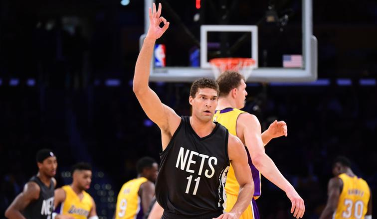 Latest Laker: Brook Lopez Los Angeles Lakers