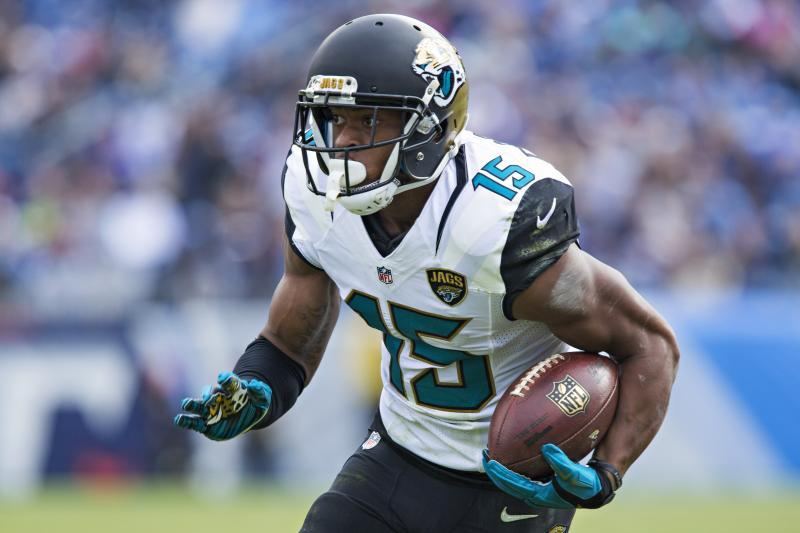 Allen Robinson Out For The Season After Suffering Torn ACL Vs