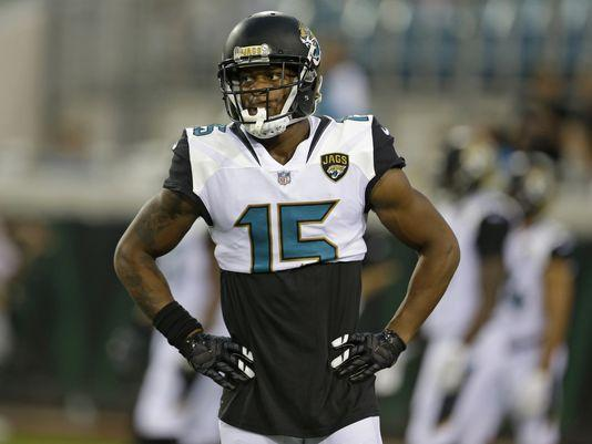 NFL Week 1 Injuries: Jaguars' Allen Robinson Out