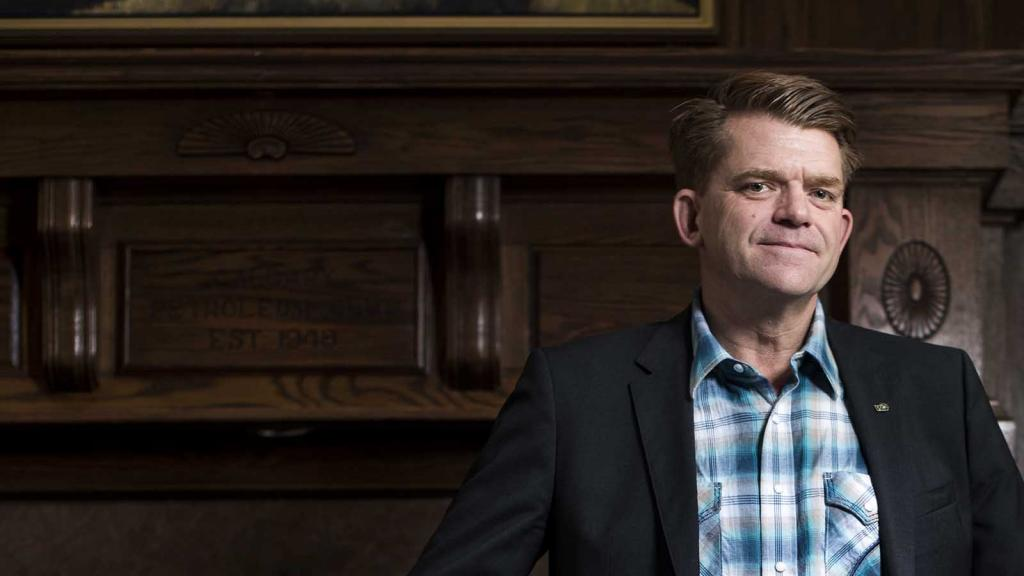 Brian Jean: 'Climate Change Costs Are Going To Hit Everybody