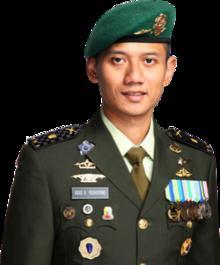 Agus Harimurti Yudhoyono - Wikipedia
