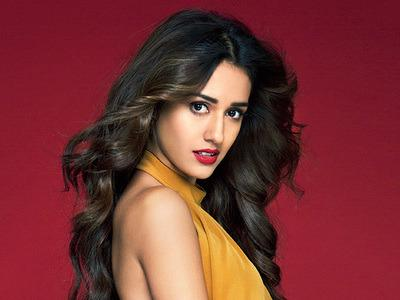 Disha Patani: The Only Time I'm Not Shy Is When I'm Facing The