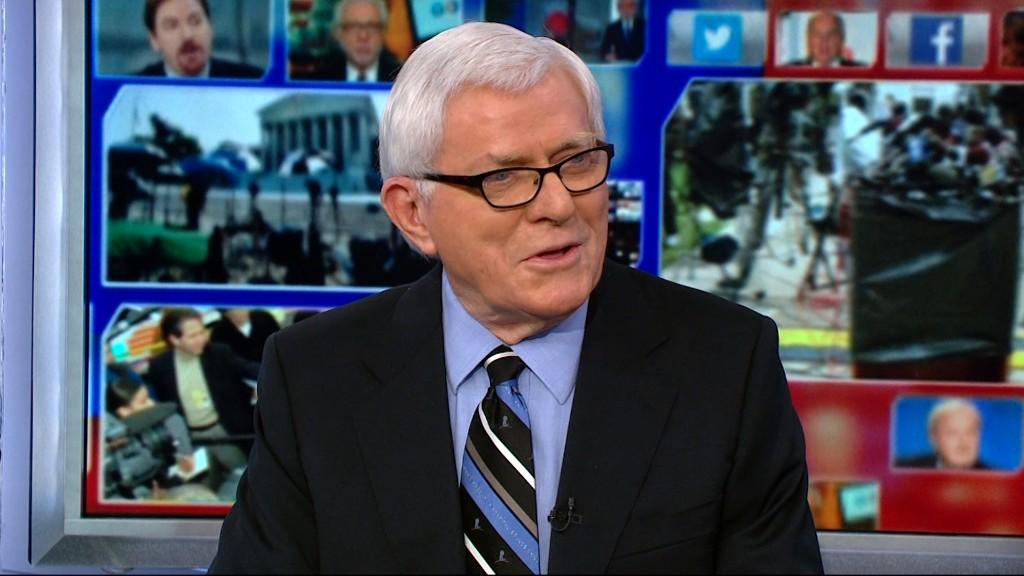 Phil Donahue: 'Hypocrisy Is Killing Us' - Jun. 25, 2017