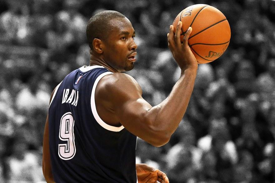 The Real-Life Diet Of Serge Ibaka GQ