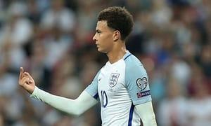 Fifa Opens Dele Alli Disciplinary Case Over One-finger Salute In