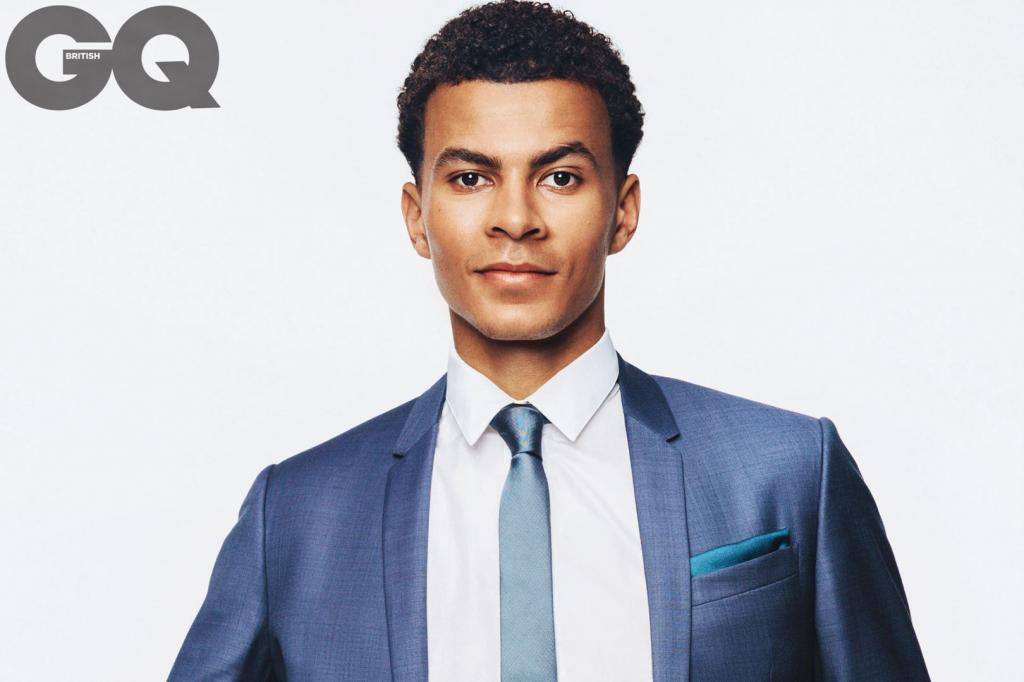 Dele Alli Is The Homegrown Hope Of English Football British GQ