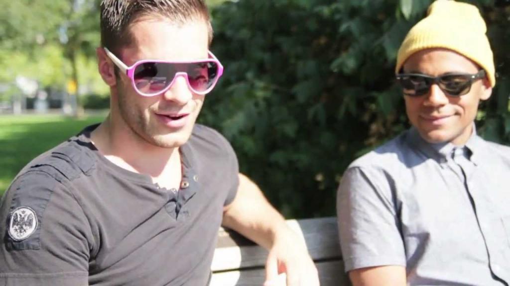Homorazzi Chats With Jarod Joseph - YouTube