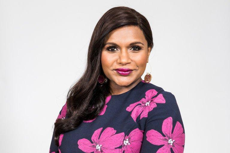 A Whirlwind Year For A Workaholic, Mindy Kaling - The New York Times
