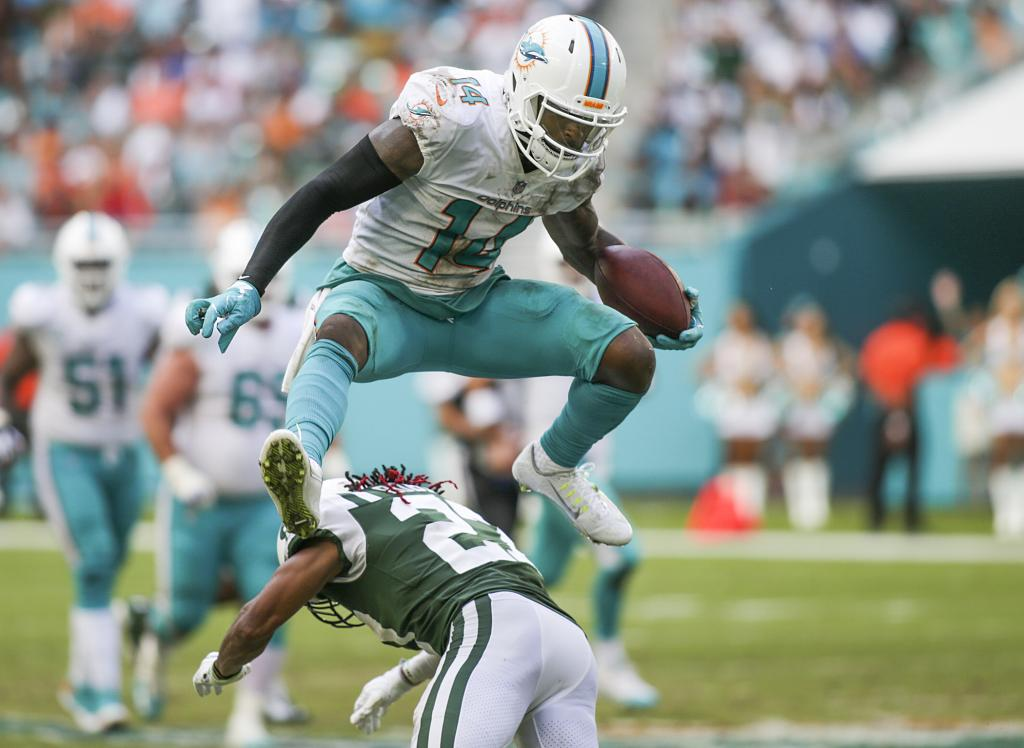 2018 NFL Free Agents: Spotrac Projects Gaudy Jarvis Landry Contract