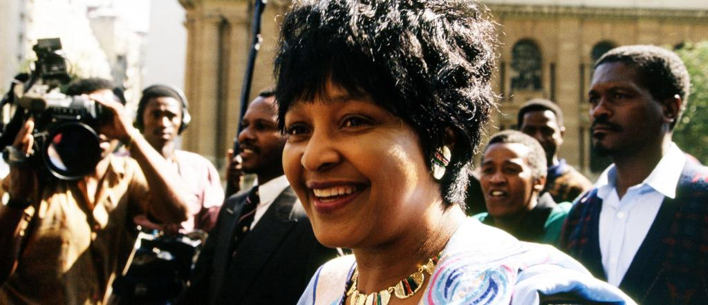Winnie Film About Overshadowed South African Activist Winnie