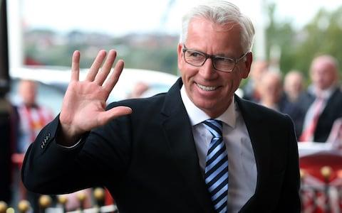 Alan Pardew Defends Record After Lukewarm Response To Appointment As