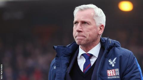 Alan Pardew: Former Crystal Palace Manager Not In Norwich City Job