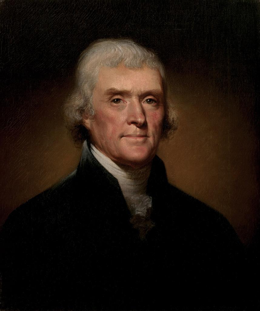 Thomas Jefferson - Wikipedia