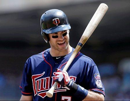 Joe Mauer's Concussions Gave Him Blurred Vision