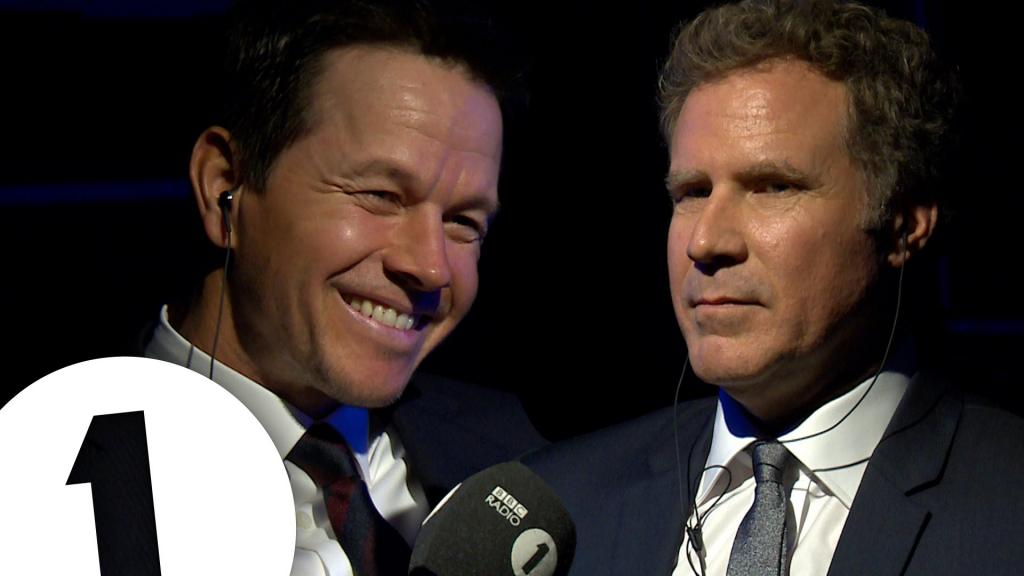 Will Ferrell & Mark Wahlberg Insult Each Other CONTAINS STRONG