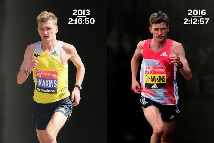 Derek Hawkins Callum Hawkins Marathon Spikes