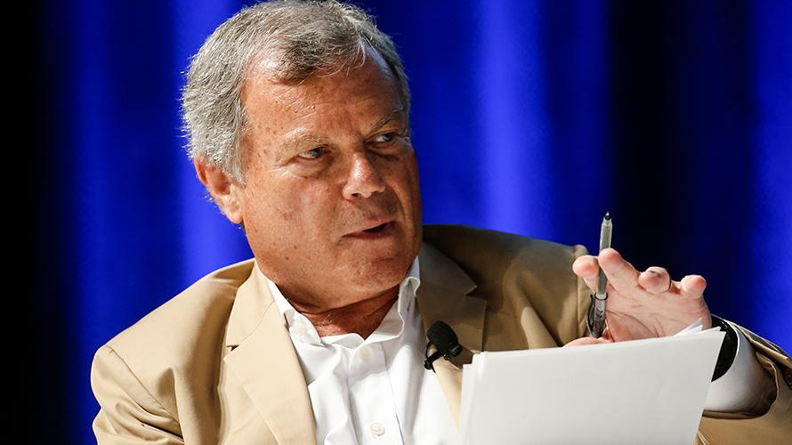 Sir Martin Sorrell Says The Advertising Industry Is 'Too Competitive