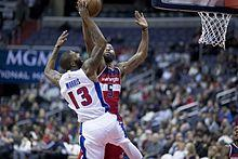 Marcus Morris (basketball) - Wikipedia