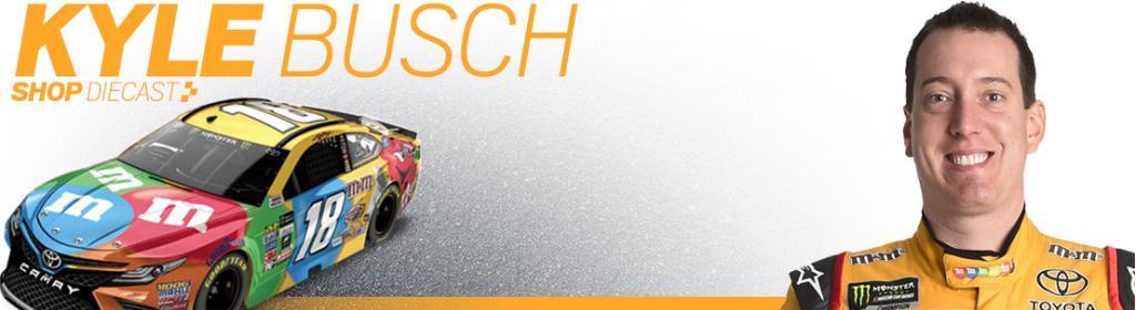 Kyle Busch Gear, Diecast, Shirts, Hats At The NASCAR.COM Shop