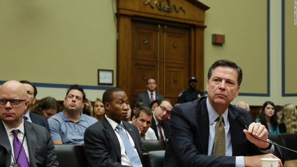 Who Is James Comey: 7 Things About The FBI Director - CNNPolitics