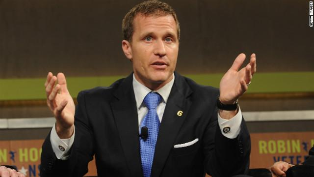Eric Greitens HD Images And Wallpapers