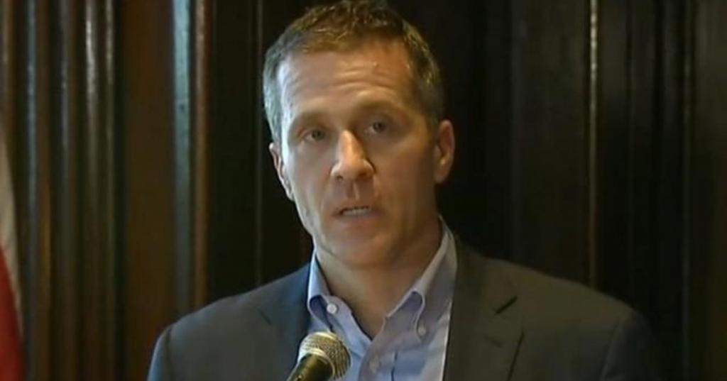 Eric Greitens HD Photos And Wallpapers CBS News