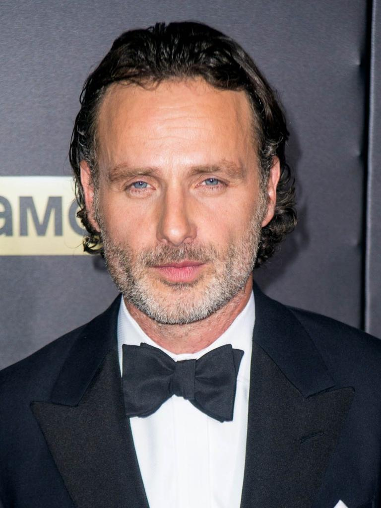 Andrew Lincoln HD Images And Wallpapers