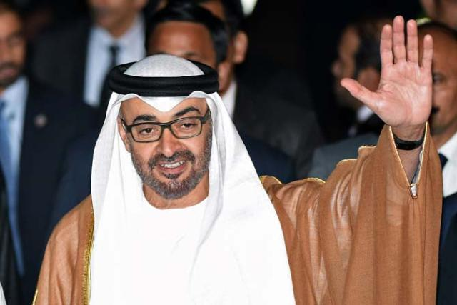 Mohammed bin Zayed Al Nahyan Images and Wallpapers
