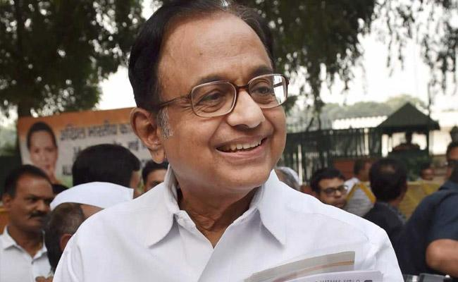 P. Chidambaram Wallpapers NDTV