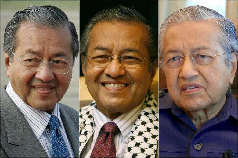Mahathir Bin Mohamad HD Wallpapers The Straits Times