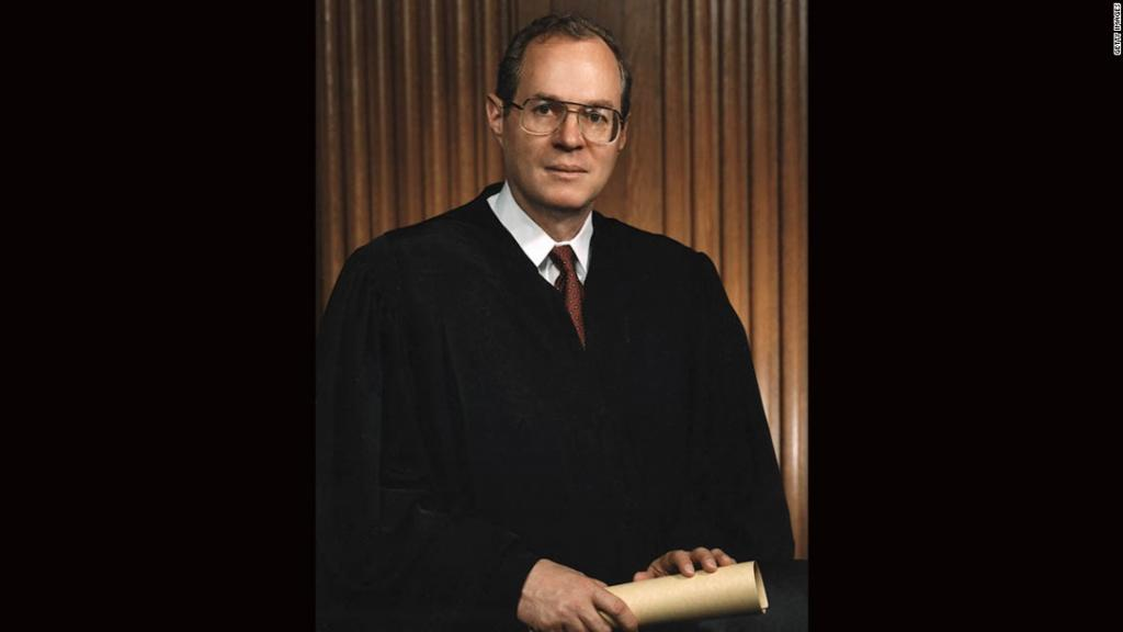 Anthony Kennedy HD Wallpapers CNN