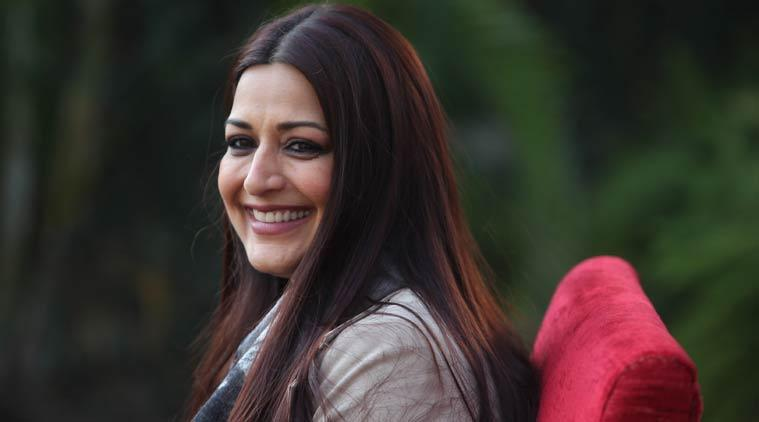 Sonali Bendre HD Photos The Indian Express